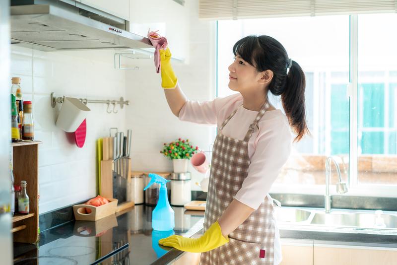een-muffe-geur-in-de-keuken