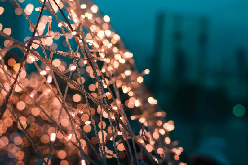 kerstledverlichting