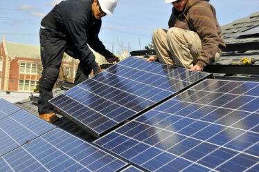 hoeveel zonnepanelen heb je nodig